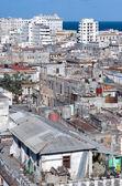 Dense havana, Cuba — Stock Photo