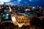 Centro Havana at Night — Photo