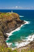 Kilauea lighthouse - Kauai, Hawaii — Stock Photo