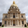 Paris - Invalides church — Stock Photo #10152823