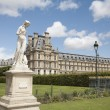 Paris - Venus Statue from Tuileries garden — Stock Photo #10153212