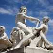 Paris statue from Tuileries garden — Stock Photo #10153286
