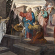 Stock Photo: Mil- resurrection of Lazarus from SGiorgio church