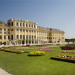 Vienna - Schonbrunn palace — Stock Photo