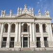 Rome - east facade of St. John Lateran basilica — Stock Photo