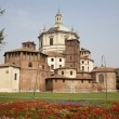 Milan - San Lorenzo - Saint Lorenzo church — Stock Photo
