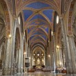 Stock Photo: Rome - nave of SantMarisoprMinervchurch