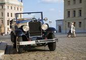 Prag - vetaran ve Meydanı — Stok fotoğraf