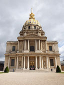 París - iglesia de los inválidos — Foto de Stock