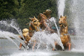 Paris - Neptune fountain from Versailles — Foto de Stock