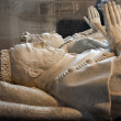 Stock Photo: Paris - Tomb of Henri II and Catherine de Medici, from Saint Denis gothic cathedral