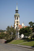 Prague - Loreto church — Stock Photo