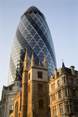 Londres - swiss re tower — Photo