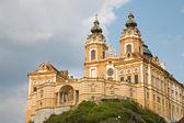 Melk - baroque closister from Austria — Stockfoto