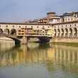 Florence - Ponta Vecchio — Stock Photo
