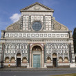 Florence - Santa Maria Novella — Stock Photo #10220769