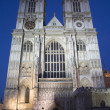 London - Westminster abbey in evening — Stock Photo #10220983