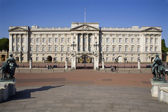 London - Buckingham palace — Stock Photo