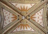 Milan - kilise santa maria delle grazie Çatı Detayı — Stok fotoğraf