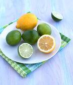新鲜柑橘类水果 — 图库照片
