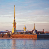 Saint-Petersburg. Russia — Stock Photo