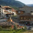 Stock Photo: Bansko architecture, famous ski resort, Europe Balkans Bulgaria