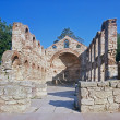 "Stock Photo: Nessebar Church ""Holy Sofia"" - Remains"