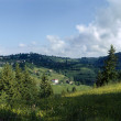 Стоковое фото: Rodopi mountains, typical view