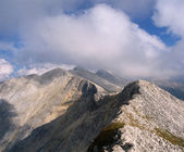 Pirin mountain, Marble area — Stock Photo
