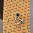 Security Video Camera — Stock Photo #10195288