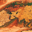 Old map of the world — Stock Photo #10160303