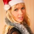 Xmas girl — Stock Photo #10176574