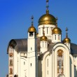 Stock Photo: Church in Russia