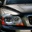 Headlight of the car - Stock Photo