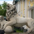 Statue lion — Stock Photo #10427733