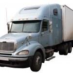 American truck — Stock Photo #10459768