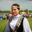 Tatar girl - Stock Photo