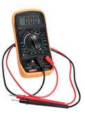 Electric digital tester. — Stock Photo