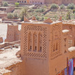 Kasbah in Ait Ben Haddou, Morocco — Stock Photo