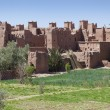 Kasbah in Ait Ben Haddou, Morocco — Stock Photo #10354527
