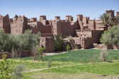 Kasbah in Ait Ben Haddou, Morocco — Stock Photo
