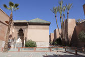 The Saadian Tombs, Marrakesh — Stock Photo