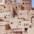 Kasbah in Ait Ben Haddou - Stock Photo