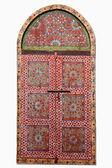 Arabic wooden window — Stock Photo