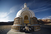 Shanty stupa — Stock Photo