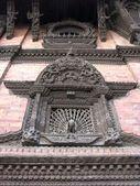 Buddhist architecture ( Ladakh, Nepal ) — Stock Photo
