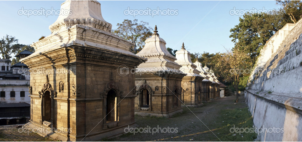 Buddhist architecture ( Nepal ) — Stock Photo #10248386
