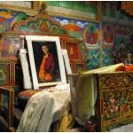 Himalayas architecture (Ladakh) — Stock Photo #10290290