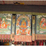 Himalayas architecture (Ladakh) — Stock Photo #10291847