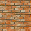 Texture of a brick wall — Stock Photo #10157280